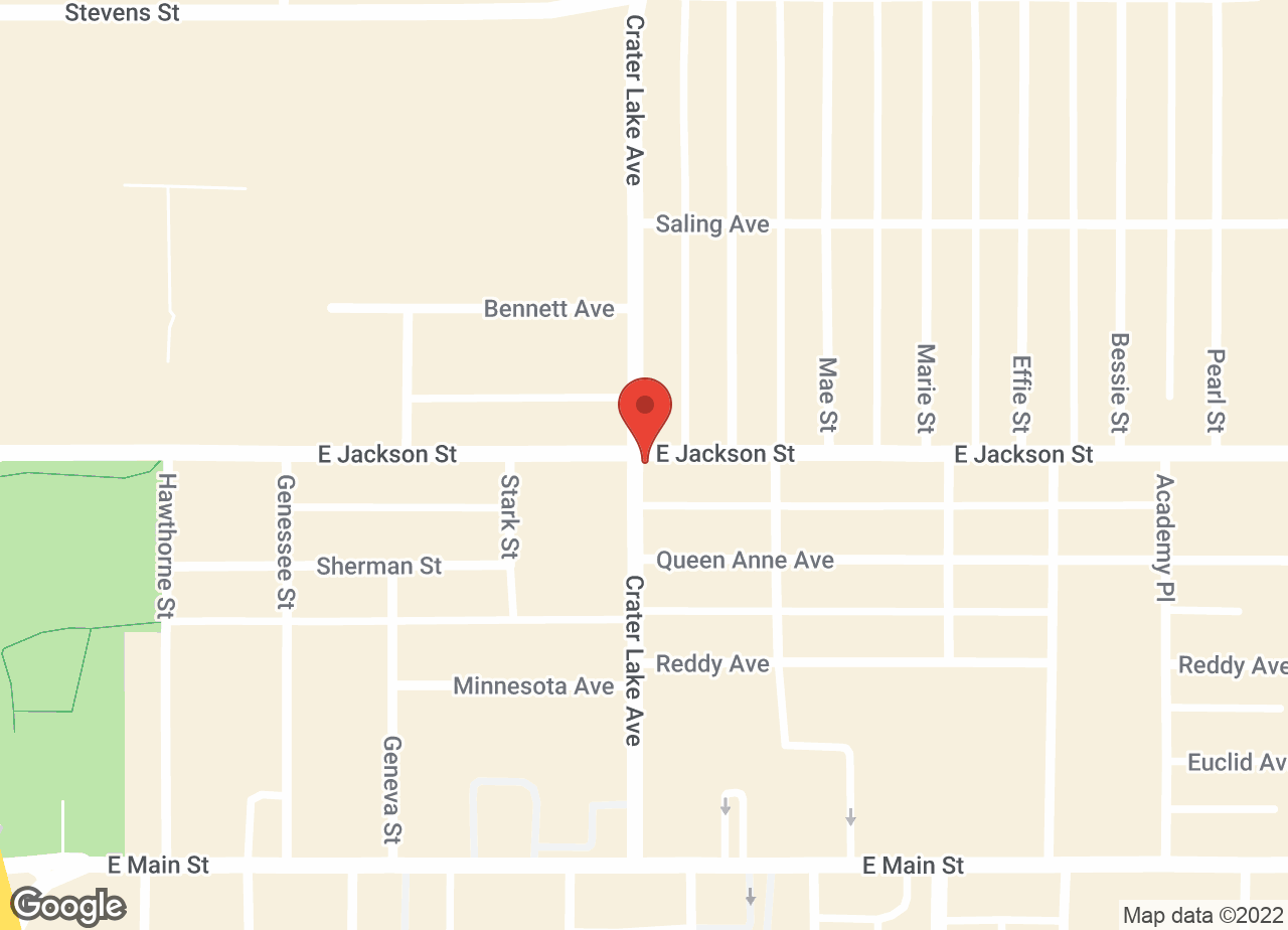 Google Map of VCA Jackson Animal Hospital