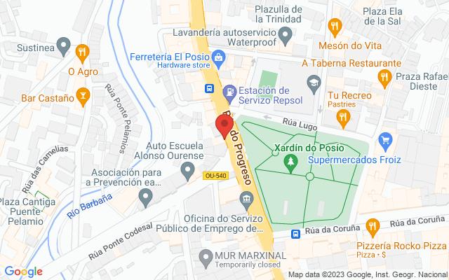 Administración nº11 de Ourense