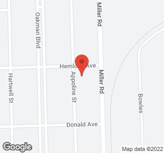 6130 Appoline Street