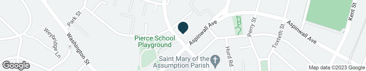 Google Map of99 HARVARD ST