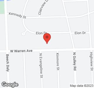 25542 W WARREN Street