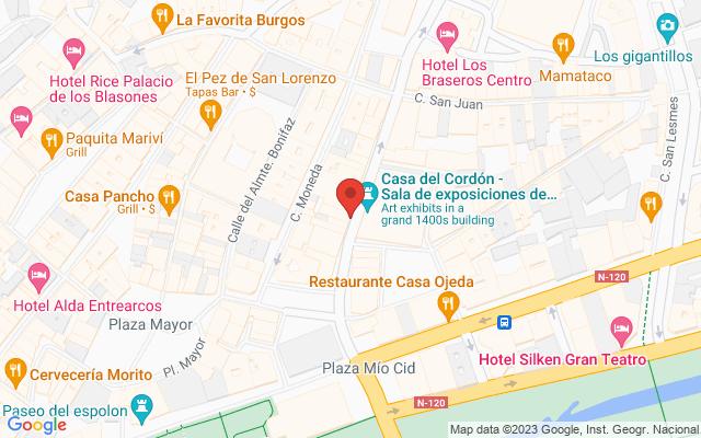 Administración nº1 de Burgos