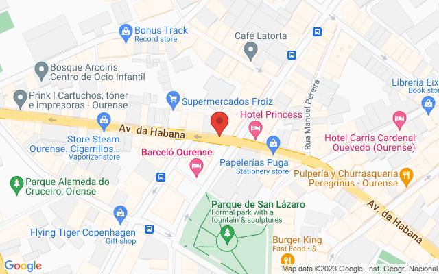 Administración nº8 de Ourense