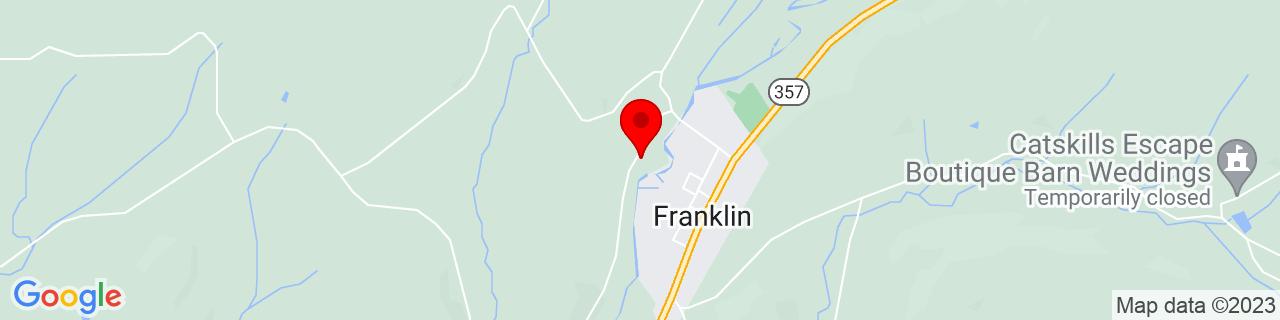 Google Map of 42.34425, -75.17045