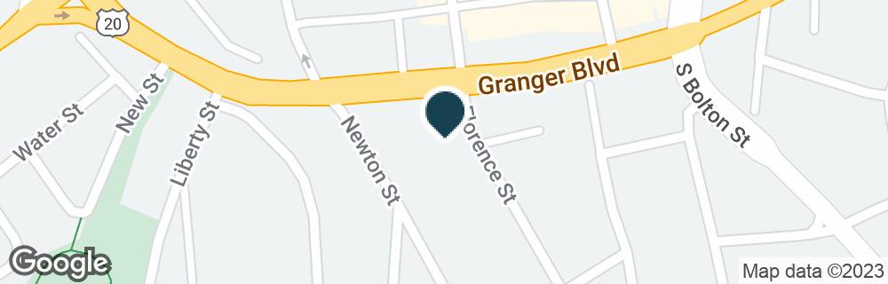 Google Map of99 GRANGER BLVD
