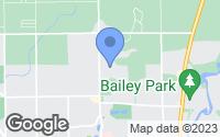 Map of Battle Creek, MI