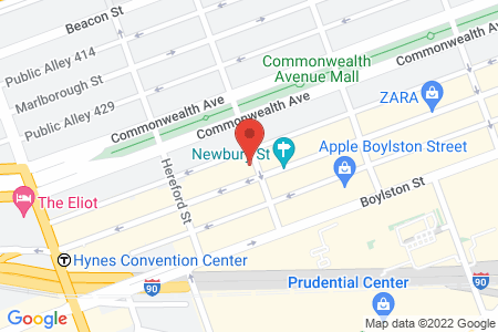static image of36 Gloucester Street, Suite 400, Boston, Massachusetts