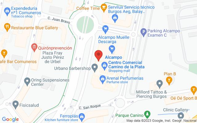 Administración nº18 de Burgos