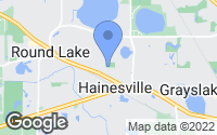 Map of Hainesville, IL