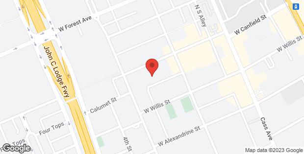 669 Canfield Street Detroit MI 48201
