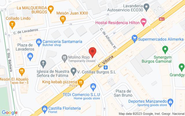Administración nº14 de Burgos
