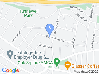 Map of Pennys Pet Care Dog Boarding options in Brighton | Boarding