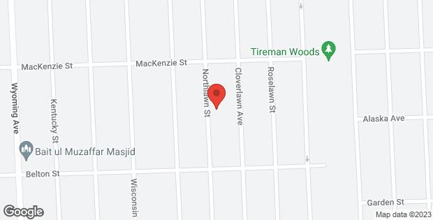 8294 NORTHLAWN Street Detroit MI 48204