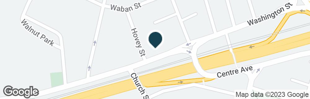 Google Map of399 WASHINGTON ST