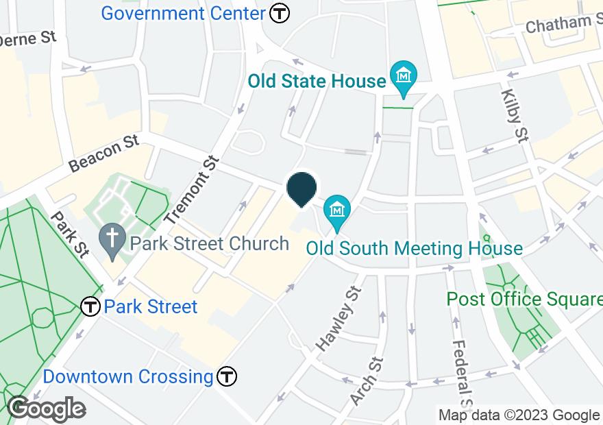 Google Map of24 SCHOOL ST