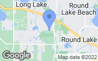 Map of Round Lake, IL