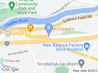 Map of Pawesome Pals Dog Boarding options in Brighton | Boarding