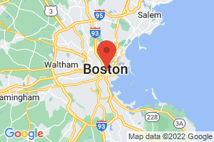 Map of Boston