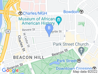 Map of Happy Creatures Dog Boarding options in Boston | Boarding