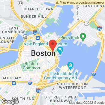 Map of AEO & Aerie Store at 200 State Street, Boston, MA 02109