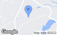 Map of Holden, MA