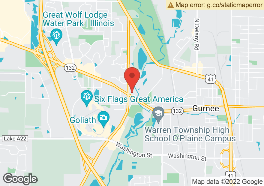 Google Map of 4830 GRAND AVE