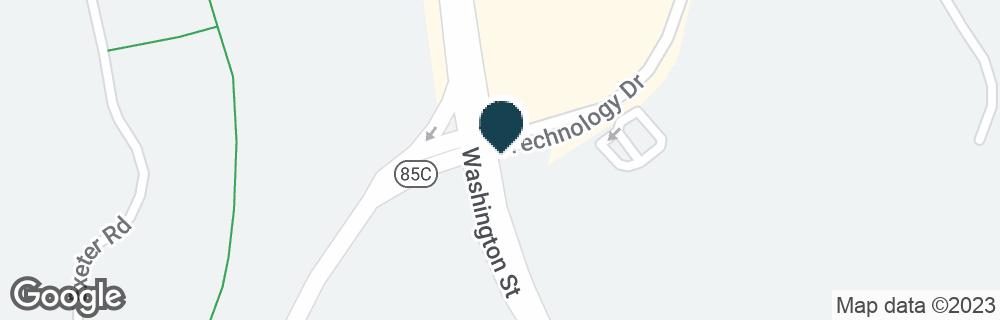 Google Map of256 WASHINGTON ST