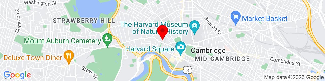 Google Map of 42.37698899999999, -71.12637