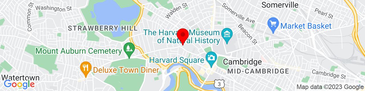 Google Map of 42.378067, -71.128876