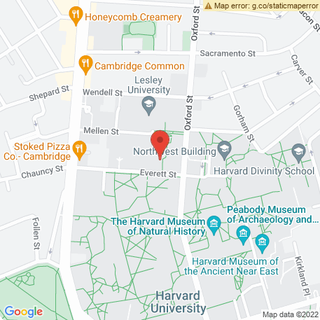 Lesley University - Administrative Offices, Security Emergencies on Map (29 Everett St, Cambridge, MA 02138) Map