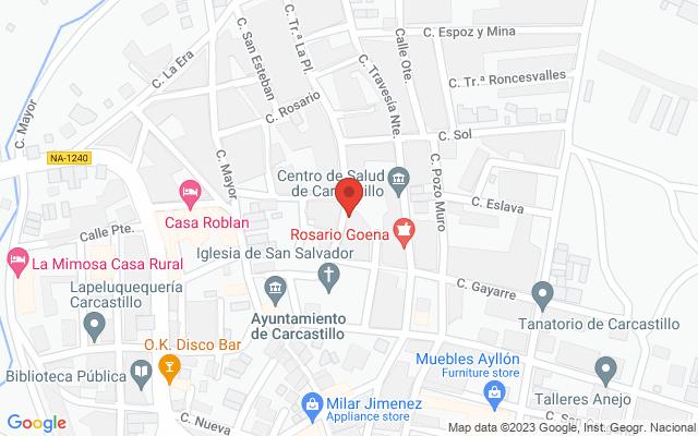 Administración nº1 de Carcastillo