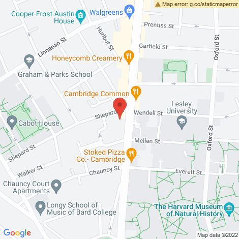 Marathon Sports Retail Store @ Cambridge - Location Map