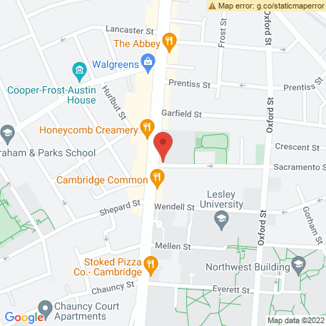 Made by Me on Map (1685 Massachusetts Ave, Cambridge, MA 02138) Map