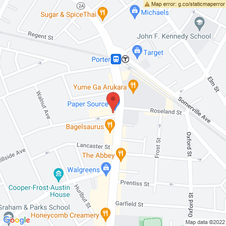 Thayer Field Ins Agcy Inc on Map (1810 Massachusetts Ave, Cambridge, MA 02140) Map