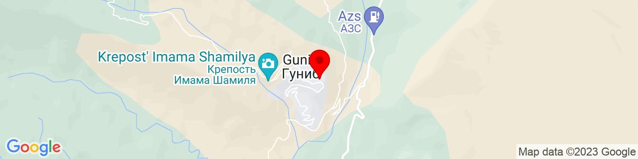 Google Map of 42.38758, 46.96509