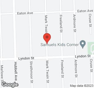 14591 MARK TWAIN Street