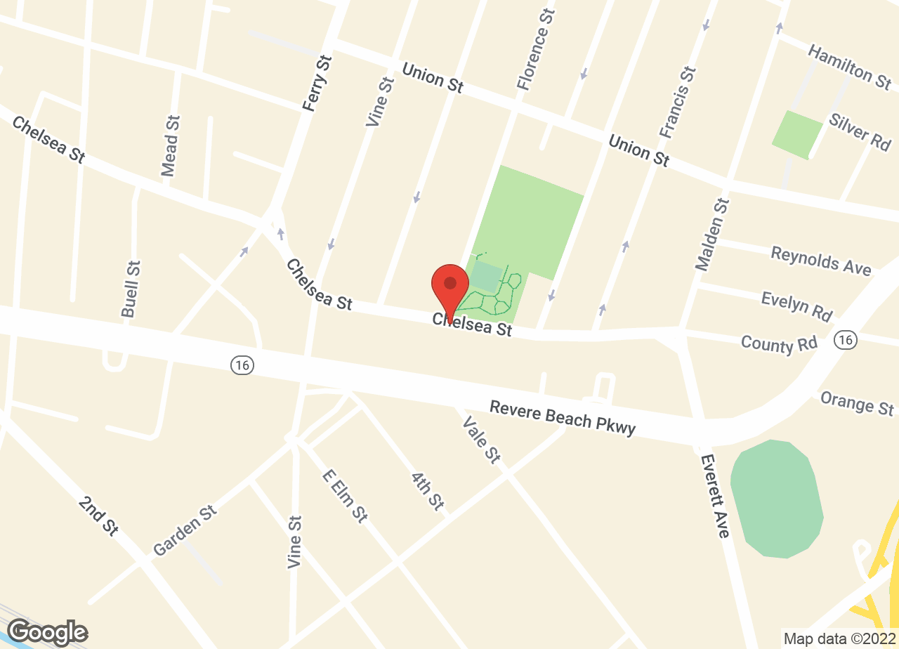 Google Map of VCA Everett Animal Hospital