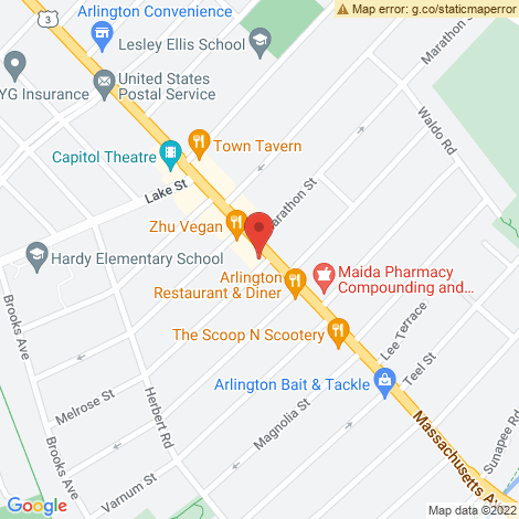 Daggs - ATM @ Arlington - Location Map