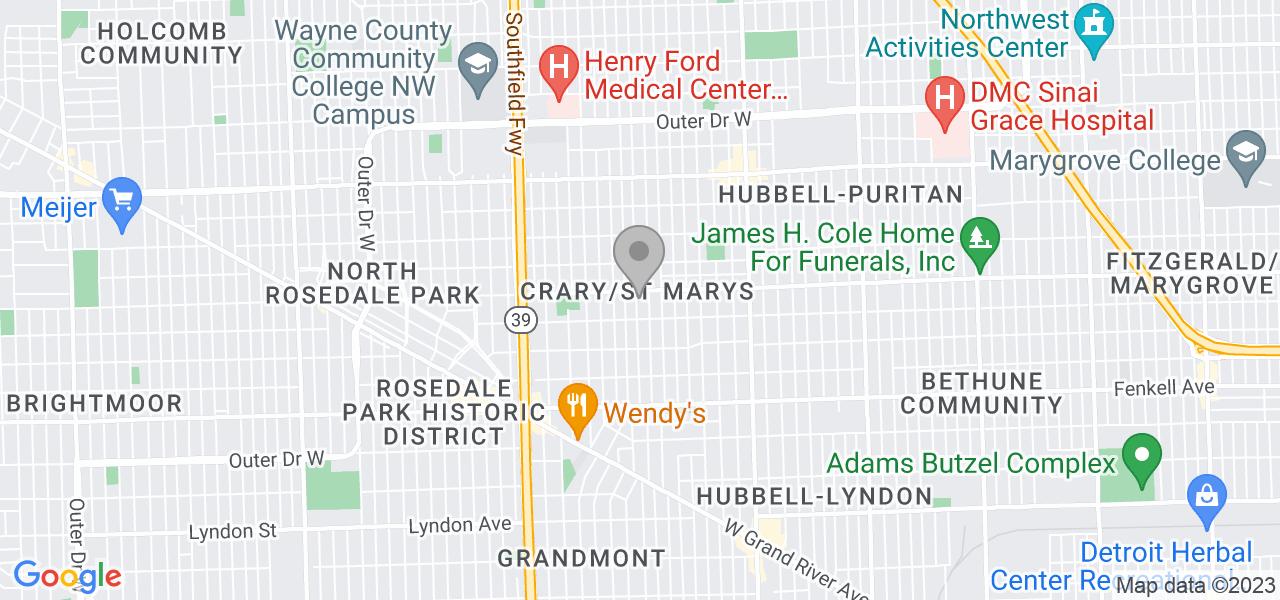 15890 Asbury Park, Detroit, MI 48227, USA
