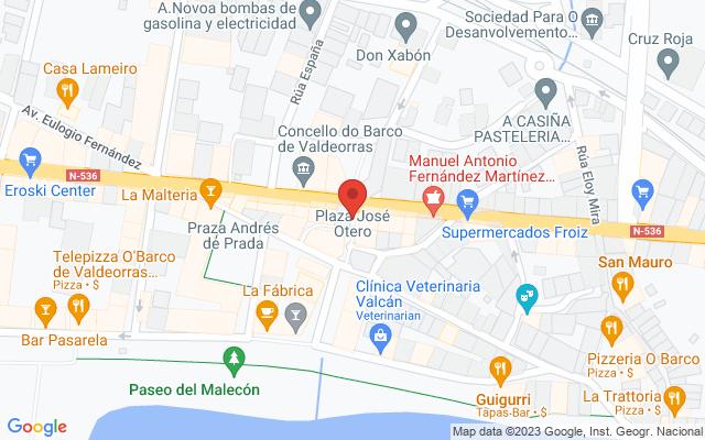 Administración nº1 de Barco de Valdeorras