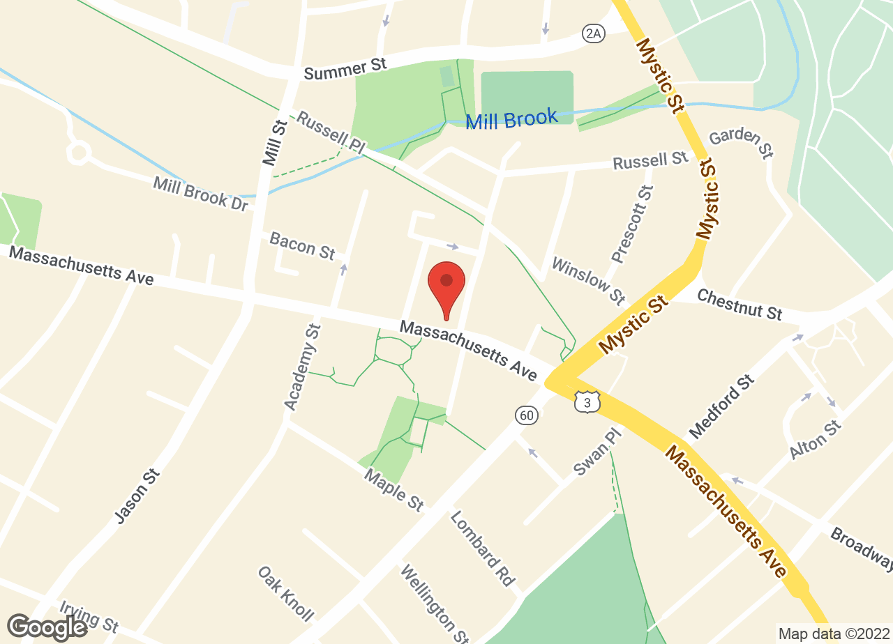 Google Map of VCA City Cats Hospital