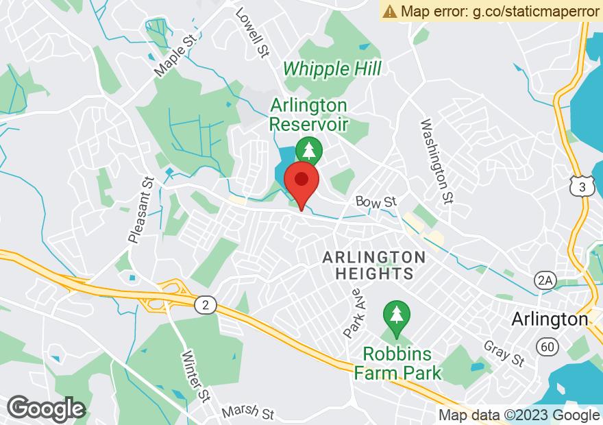 Google Map of 1425 MASSACHUSETTS AVE