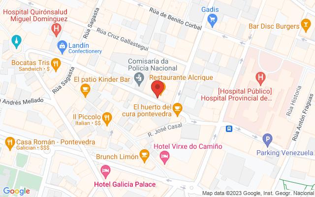 Administración nº2 de Pontevedra