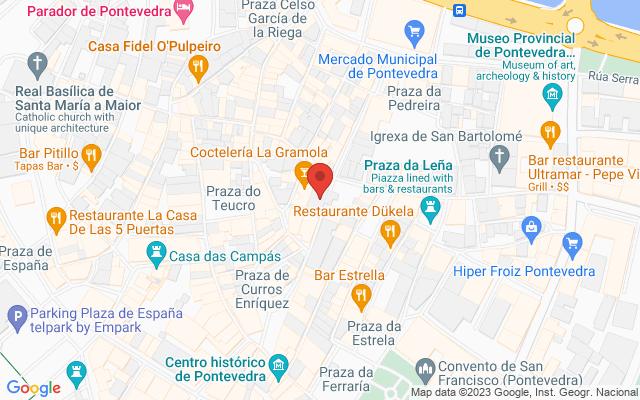 Administración nº5 de Pontevedra