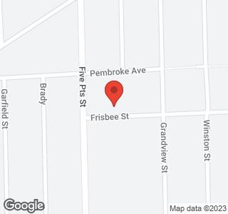 24780 Frisbee Street