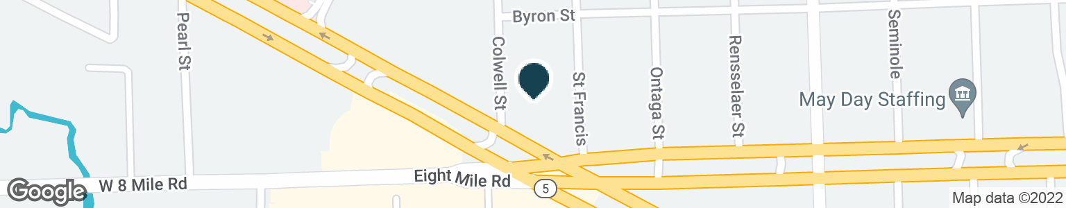 Google Map of27750 GRAND RIVER AVE