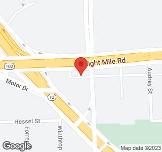 15511 W 8 MILE Road