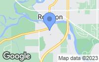 Map of Rockton, IL