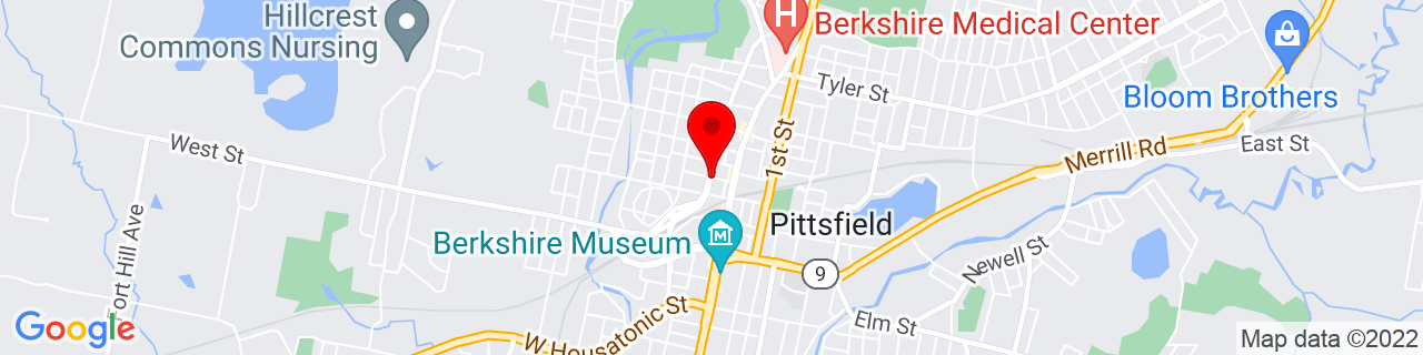 Google Map of 42.4526851, -73.25456369999999