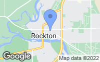 Map of Rockton, IL